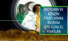 Motorin ve Benzin Fiyatlarına İndirim! 9 Ağustos Benzin, Motorin Fiyatları Ne Kadar?