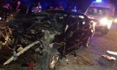 Muğla'nın Seydikemer ilçesinde feci kaza! 9 Yaralı