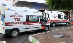 Nizip- Gaziantep kara yolunda zincirleme kaza! Çok sayıda yaralı var