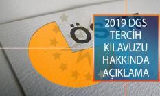 ÖSYM Başkanı Prof. Dr. Halis Aygün'den 2019 Dikey Geçiş Sınavı (DGS) Tercihleri Hakkında Açıklama!