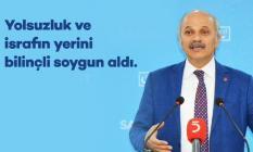 Saadet Partisi'nden (SP) Kaz Dağları, İstanbul-İzmir Otoyolu, Bursa Şehir Hastanesi ve Ankara Garı değerlendirmesi