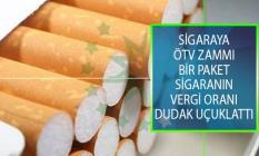 Sigara Zammı! 15 Ağustos Sigara Fiyatlarına ÖTV Zammı! Sigara Fiyatları Ne Kadar Olacak?