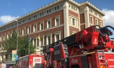 Son dakika! İstanbul Beyoğlu'ndaki Almanya Başkonsolosluğu'nda yangın