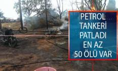 Tanzanya'nın Darüsselam Kentinde Petrol Tankeri Patladı! En Az 50 Kişi Öldü