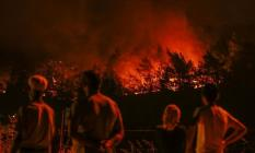 TMMOB'dan Tunç Soyer'e İzmir yangını raporu: 6 bin 500 hektarlık alan yok oldu!