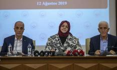 Türk-İş Başkanı Atalay ve Çalışma Bakanı Selçuk Arasında İlginç Diyalog! Mikrofon Açık Kalınca Gerçek Ortaya Çıktı