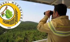 2 bin 700 orman muhafaza memuru alımı 07 Ekim'e kadar devam ediyor! İş Başvurusu sayfası