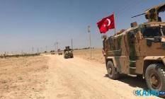 ABD İle ilk ortak Suriye Kara Devriyesi 3 saat sürdü