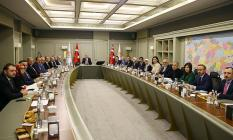 AKP MYK kararları 2 Eylül 2019 - Ahmet Davutoğlu, Selçuk Özdağ, Ayhan Sefer Üstün ve Abdullah Başcı ihraç edildi