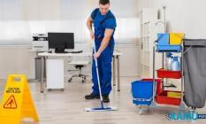 AVM, fabrika, otel ve kurumsal şirketlere İŞKUR aracılığı ile 1.838 temizlik personeli alımı yapılacak