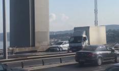 Fatih Sultan Mehmet Köprüsü'nde hareketli anlar: 4 gözaltı