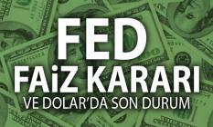 Fed Faiz indirimi sonrası Dolar ve Euro kurunda son durum! FED'in faiz kararı doları ve altını fiyatını nasıl etkiler?