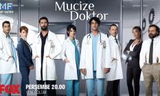 FOX TV Mucize Doktor Dizisi Reyting sonuçları rekor kırdı! Mucize Doktor Yeni Bölümü Ne Zaman Yayınlanıyor?