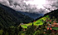 Güzelim Ayder Yaylası'na otopark ihalesi ve otel yapılmaya başlanacağı duyuruldu