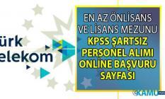 İŞKUR üzerinden Türk Telekom'a engelli kadrosuna 10 personel alımı yapılacak!