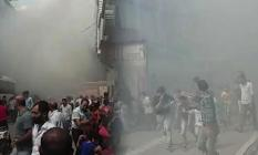 İstanbul Esenyurt'ta yangın! Vatandaşlar korkuyla kaçıştı