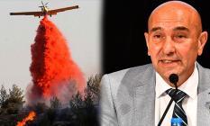 İzmir'e 'pamuk eller cebe' çağrısı: İzmir Fuarında konsere gelin, yangın uçağını alalım!