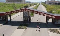 Kahramanmaraş Sütçü İmam Üniversitesi 37 Öğretim Üyesi alıyor