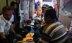 Kahramanmaraş'ta son dakika trafik kazası! otomobiller dereye uçtu: 3 ölü, 5 yaralı