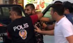 Kuşadası'nda Kemal Kılıçdaroğlu'na yumurta atan saldırganın kimliği belli oldu