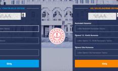 MEB E-Okul Ders Programı yayınlandı - MEB - VBS veli bilgilendirme sistemi giriş ekranı