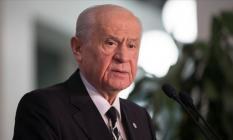MHP Lideri Bahçeli'den Kabine Değişikliği ve Yeni Parti Açıklaması