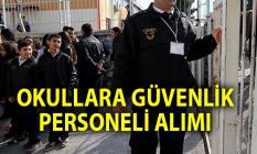 Okullara güvenlik personeli alımı ne zaman yapılacak? Okul güvenliği için 2019 İŞKUR TYP başvuruları ve şartları