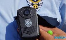 Polisler yaka kamerası ile hem zaman kazanacak hem de daha güvende olacaklar