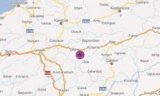 Son dakika depremler... Çankırı Çerkeş Depremi Ankara'yı da Salladı!