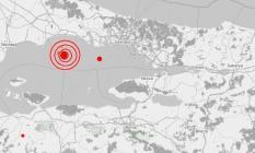Son Dakika! İstanbul'da 23:20'de bir deprem daha meydana geldi! Son depremin şiddeti ne kadar?