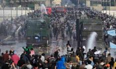 Son Dakika! Mısır'da büyük ayaklanma! Halk sokaklara döküldü