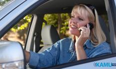 Trafikte cep telefonu kullanan sürücülere ceza yağmuru