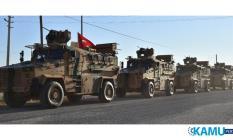 TSK ve ABD Silahlı Kuvvetleri Suriye'de! Fırat'ın doğusunda Kara Devriyesi başladı