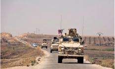 TSK- ABD ortak Suriye devriyesinde ABD konvoyunda PYD/YPG militanları ne arıyor?