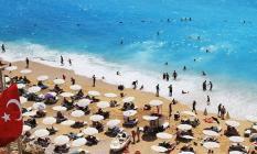 Turizm'de doluluk oranlarında Antalya ilk sırada