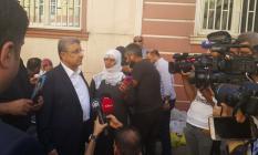 Türkiye Barolar Birliği'nden (TBB) Diyarbakır'da eylemci annelere ziyaret