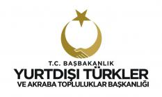 Yurtdışı Türkler ve Akraba Topluluklar Başkanlığı Uzman Yardımcısı alacak