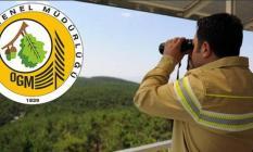 2 bin 700 orman muhafaza memuru alımı başvuruları Pazartesi sona eriyor