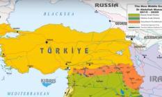 ABD, Suriye'de 3 devlet kurmak istiyor! Türkiye müdahale etmezse, 30 yıl sonra Suriye bu halde olacak!