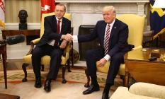 ABD Başkanı Trump Türkiye hakkında olumlu paylaşımlar yapmaya başladı