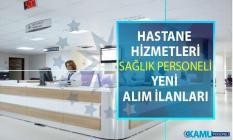 İŞKUR 11 Ekim yeni iş ilanları! İŞKUR hastane personeli alım ilanları iş başvurusu!