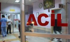 İzmir'de kan donduran olay! Hasta doktorun boğazını jiletle kesti