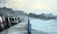 Meteoroloji'den son dakika sağanak yağış ve fırtına uyarısı yapıldı! İstanbul'da fırtına ve yağış uyarısı