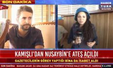 Son Dakika! Kamışlı'dan Mardin Nusaybin'e ateş açılmaya başlandı! 2 Gazeteci yaralandı