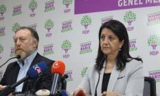 Son Dakika! HDP eş genel başkanlarına 'Barış Pınarı harekatı' ile ilgili soruşturma açıldı!