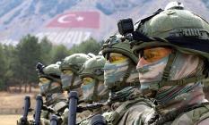 Suriye'de Kara Harekatı Başladı ! Barış Pınarı Harekatında Komandolar İlerliyor