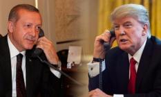 Trump-Erdoğan telefon görüşmesinin detayları ortaya çıktı: Trump için konuşma metni hazırlanmış!