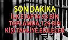 AKP ve MHP tarafından hazırlanan af yasası, ceza indirimi ve infaz düzenlemesi son dakika gelişmeleri!