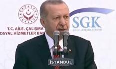 Cumhurbaşkanı Erdoğan'dan EYT'lileri üzen açıklama: Battılar!