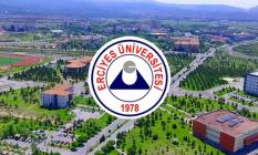 Erciyes Üniversitesi KPSS'siz 25 personel alımı yapacak!
